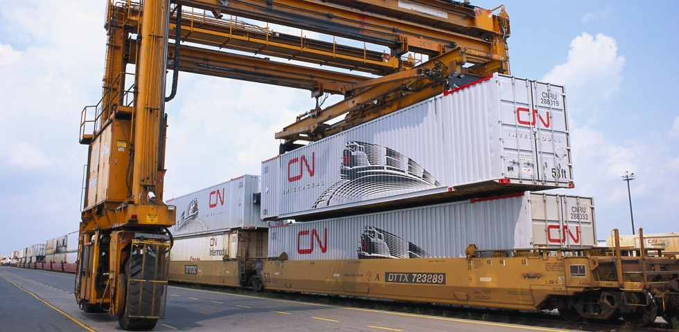 CN Containers