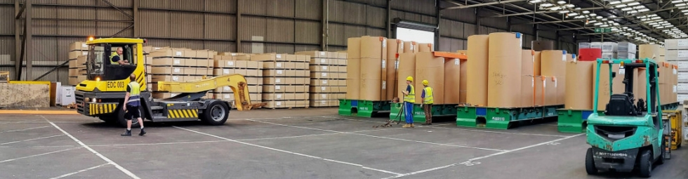 Forest Products Warehousing