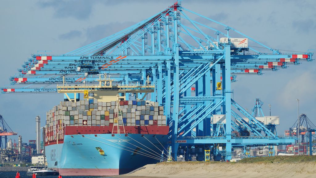 Maersk Line Still Fixing the Damage from Cyberattack