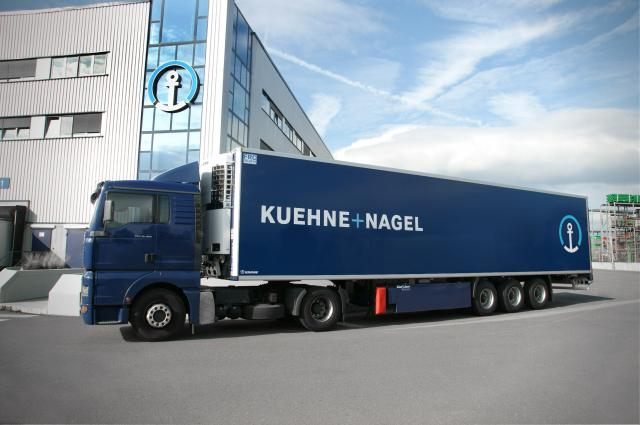 2016 a Record Year for Earnings at Kuehne + Nagel