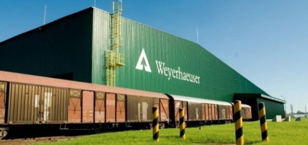 Weyerhaeuser to sell its timberlands and manufacturing business in Uruguay