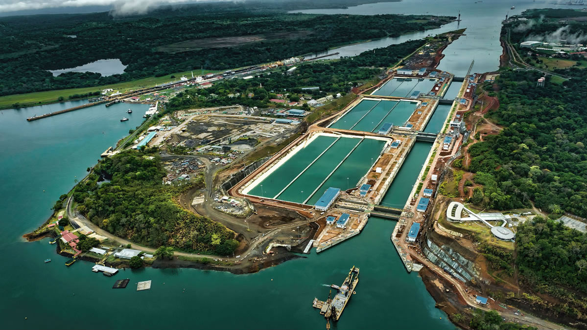 New Toll Structure Approved for Panama Canal