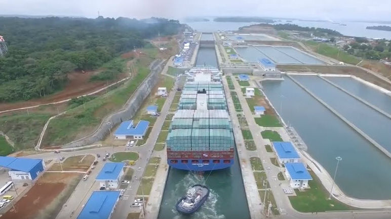 Panama Canal Allows Carrier Alliances to Swap Slots