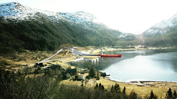 Norway Confirms Funding for Ship Tunnel